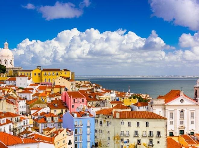 Lisbon, Portugal - (2 SPOTS)