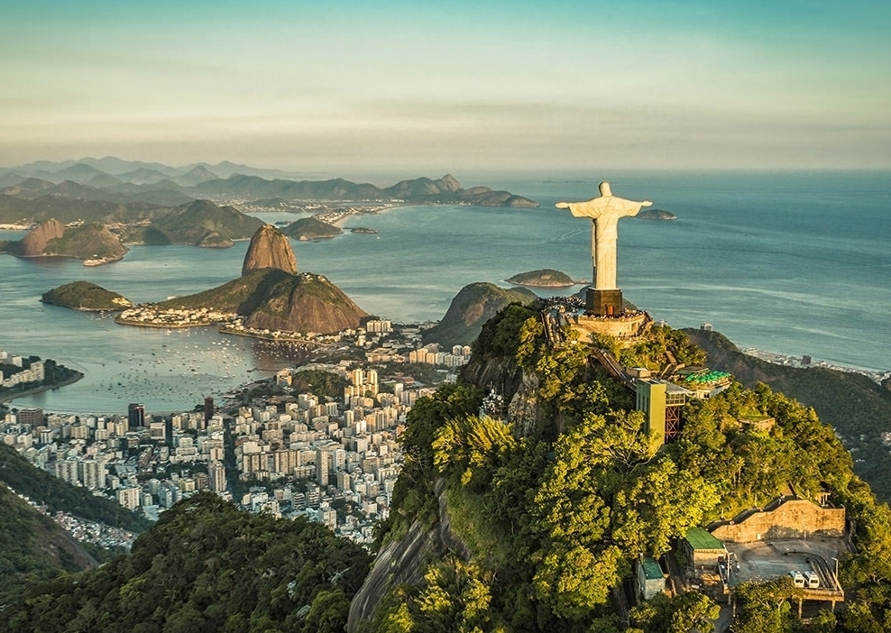 Rio De Janeiro, BRAZIL - (2 SPOTS)