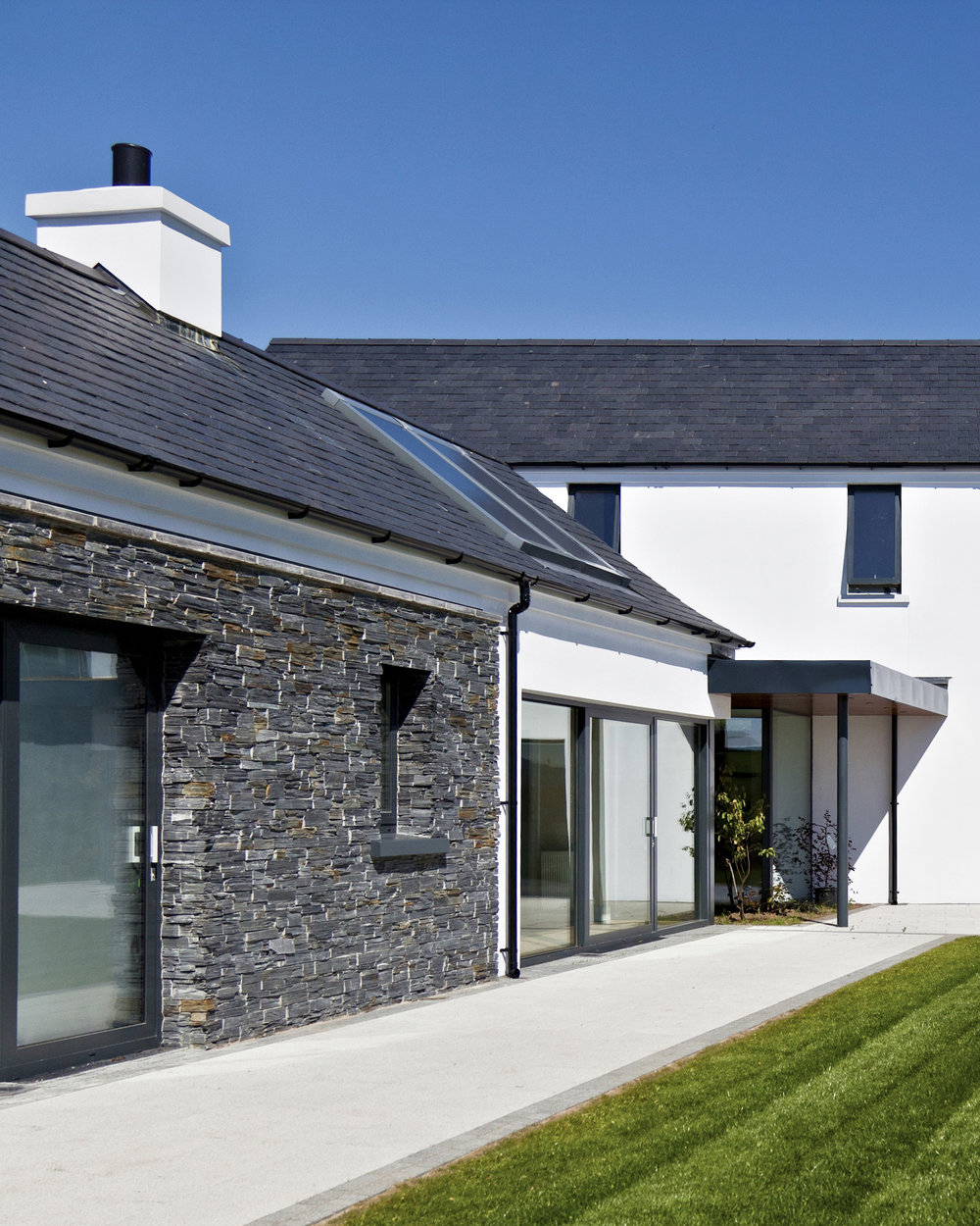 Drumlins Eco House, Co. Down