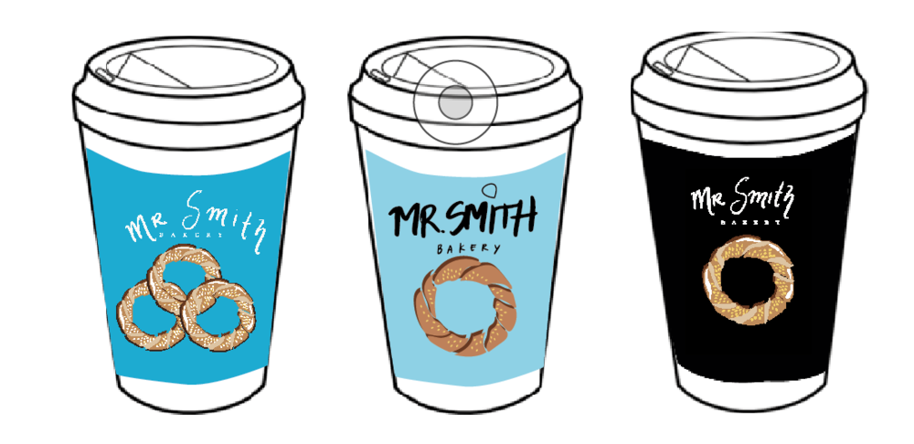 PACKAGING DESIGN for MR SMITH London.