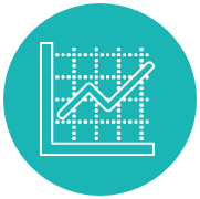 OPTIMIZE PROCESSES BY DATA ANALYSIS - Use key figures (e.g.turnover rate, storage period, degree of storage utilization) and analyses (such as ABC, XYZ) for the optimization of your processes.Identify sources of errors and possible inefficiencies, reduce your stock and use your storage area in the most efficient way.