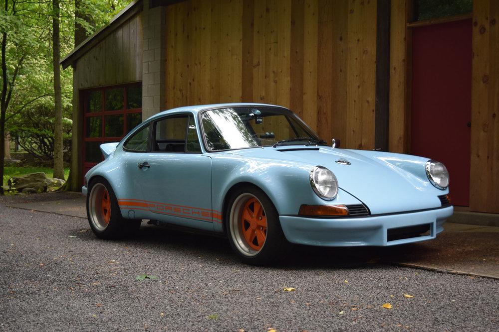 1978 911 RSR Inspired Backdate