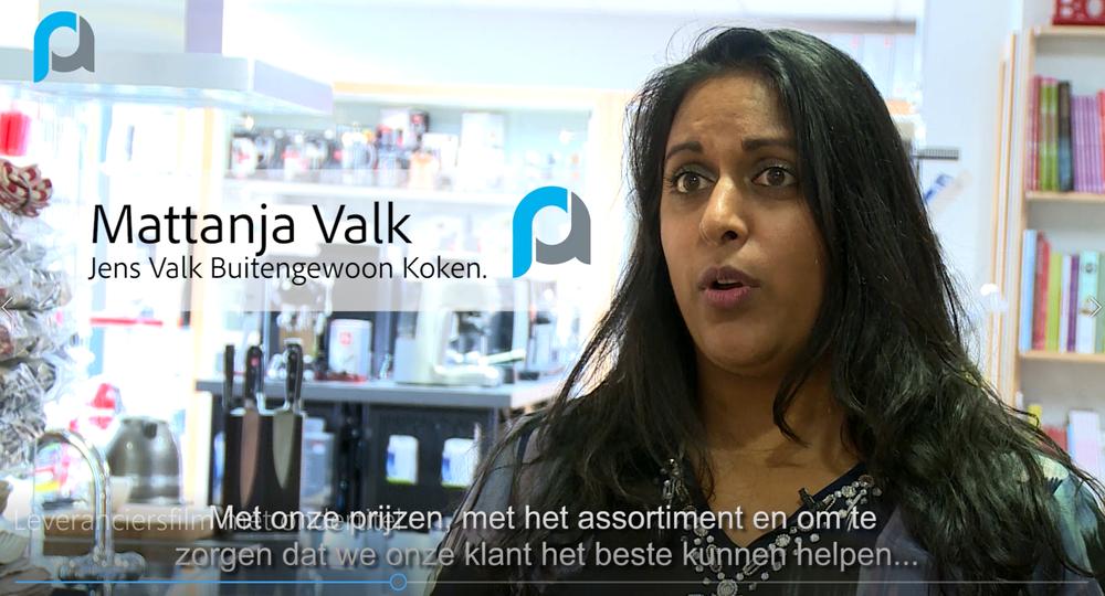 Jens Valk Buitengewoon Koken. - Jens Valk Buitengewoon Koken. maakt gebruik van het Platform Artikelbeheer via de koppeling met BlueRetail.