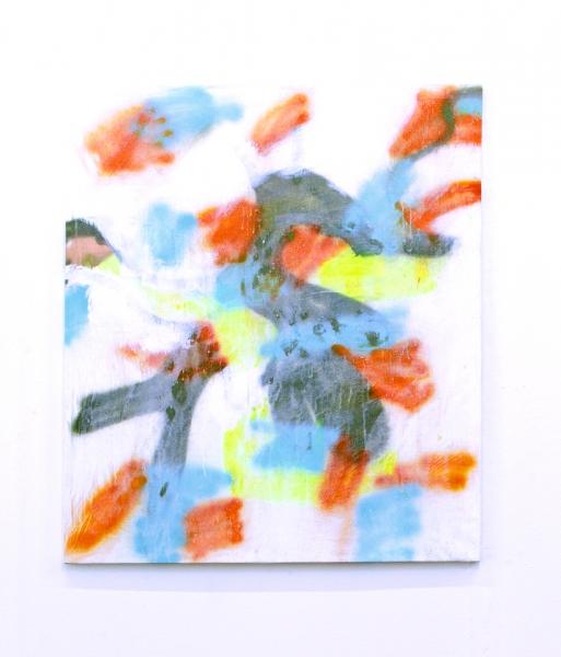 Untitled, 120 x 130 cm