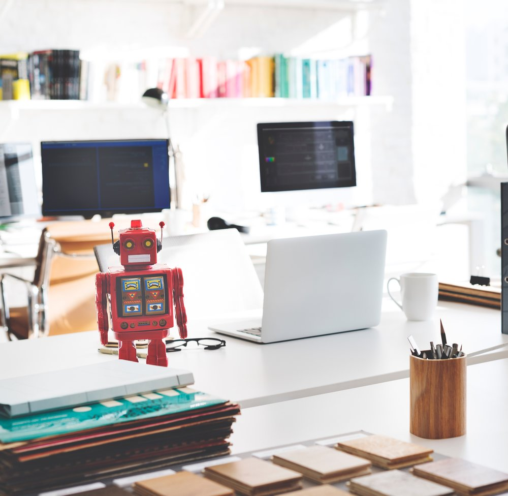 BookcaseRobot