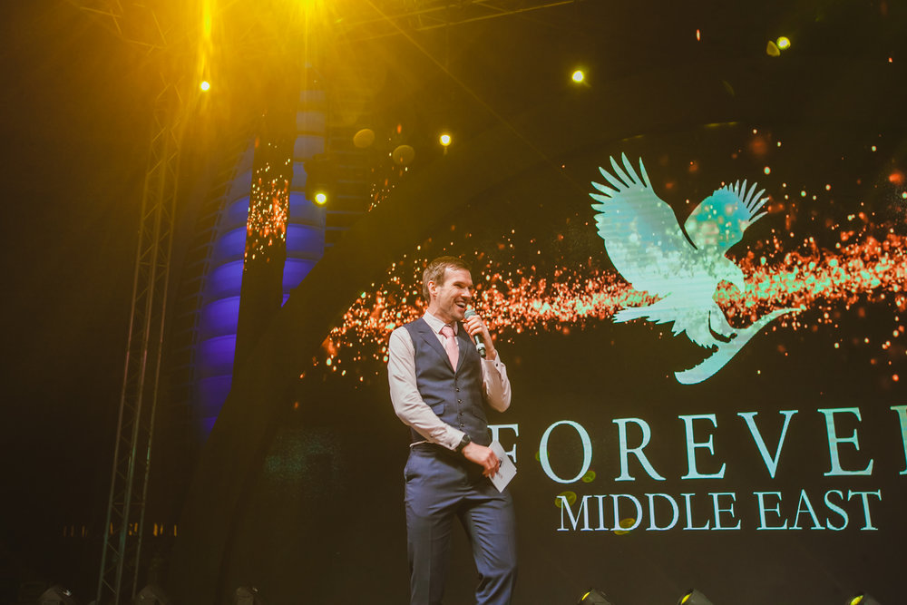 Speaker Forever Living Products Middle East.JPG