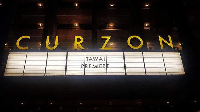 TAWAI - A voice from the forest, UK Premiere @ Curzon  Bloomsbury, a beautiful cinema!  A film from Bruce Parry