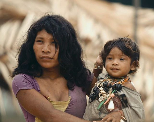 The Piraha people of the Upper Maici river of the Amazon  #Tawai #Bruceparry #Piraha