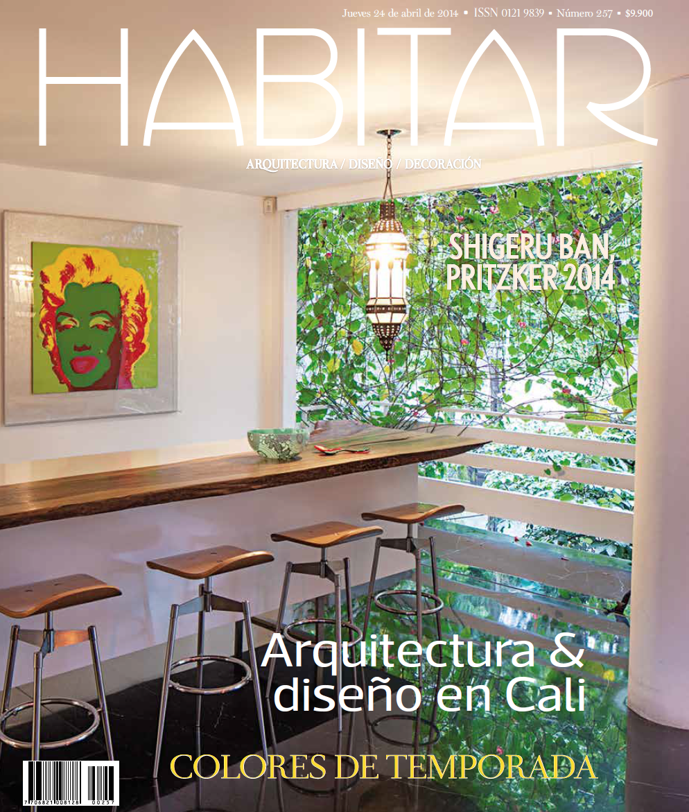 Habitar magazine Colombia