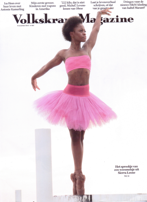 Volkskrant magazine 2013