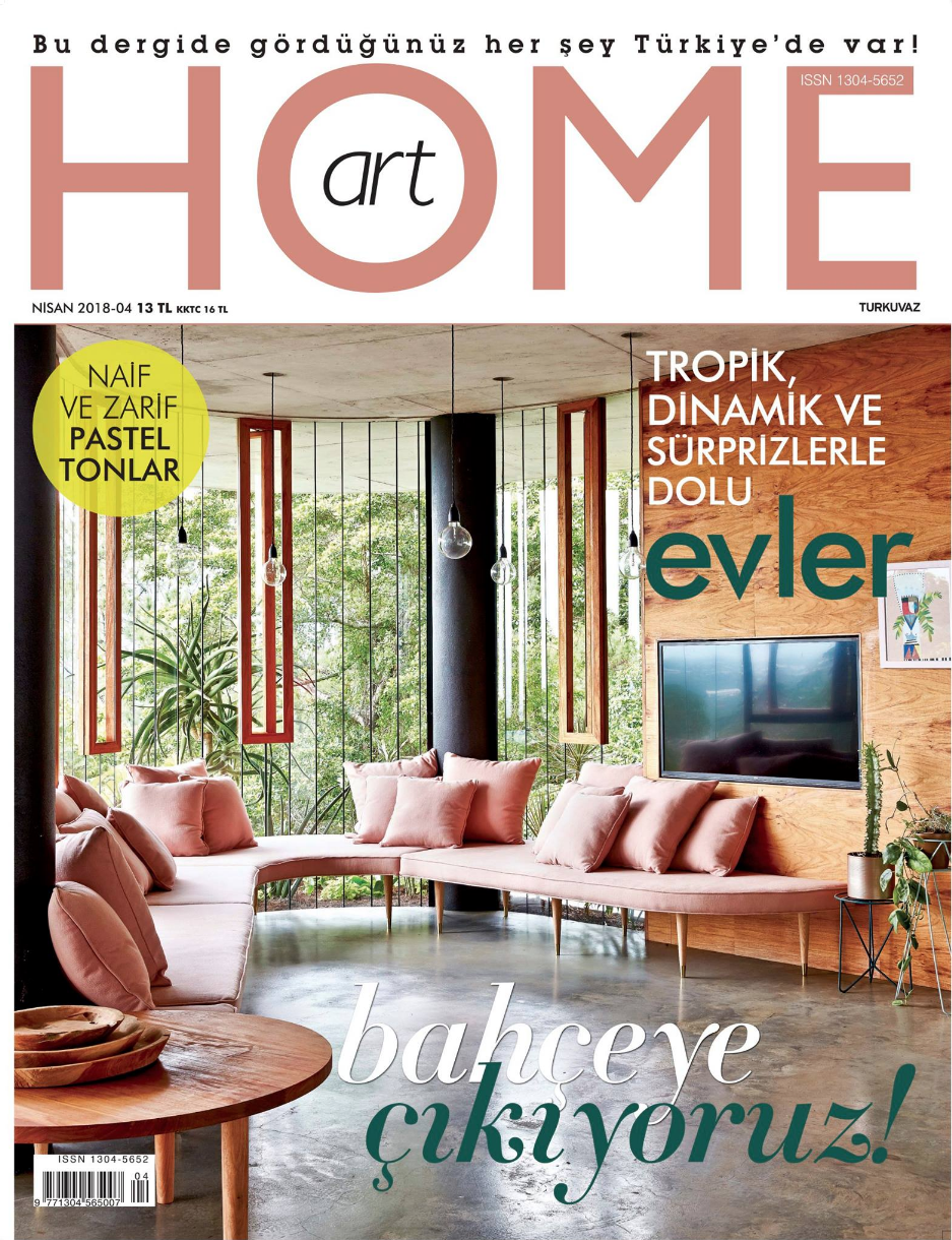 Home and Art Turkey magazine