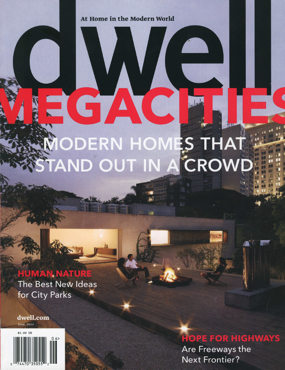 Dwell at home in the modern world