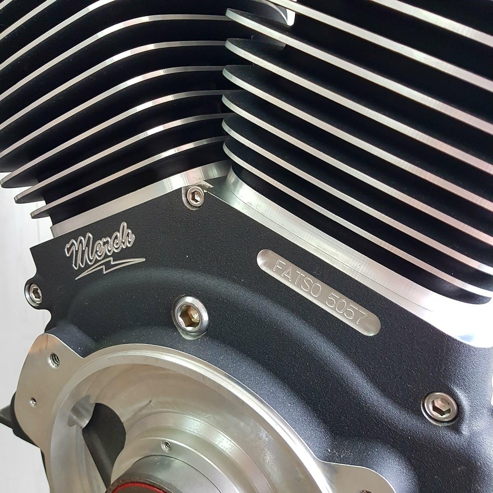 Merch motors specializes in high performance, big bore engines for Harley Davidson® Motorcycles. -