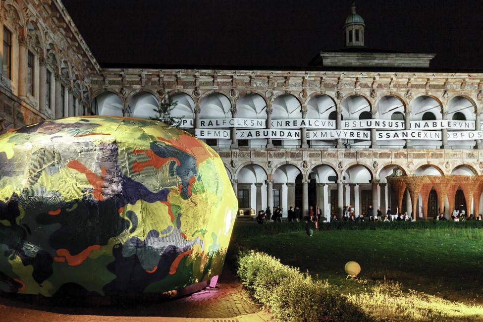 Fuorisalone in Milan 2015.—Photo: Natalia Molchanova /Flickr
