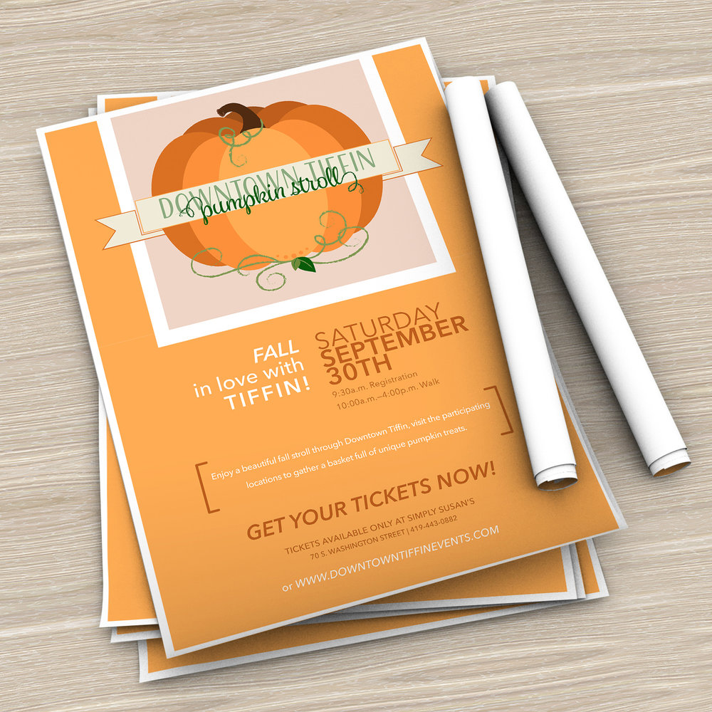 TIFFIN EVENTS - EVENT BRANDING + PROMOTION