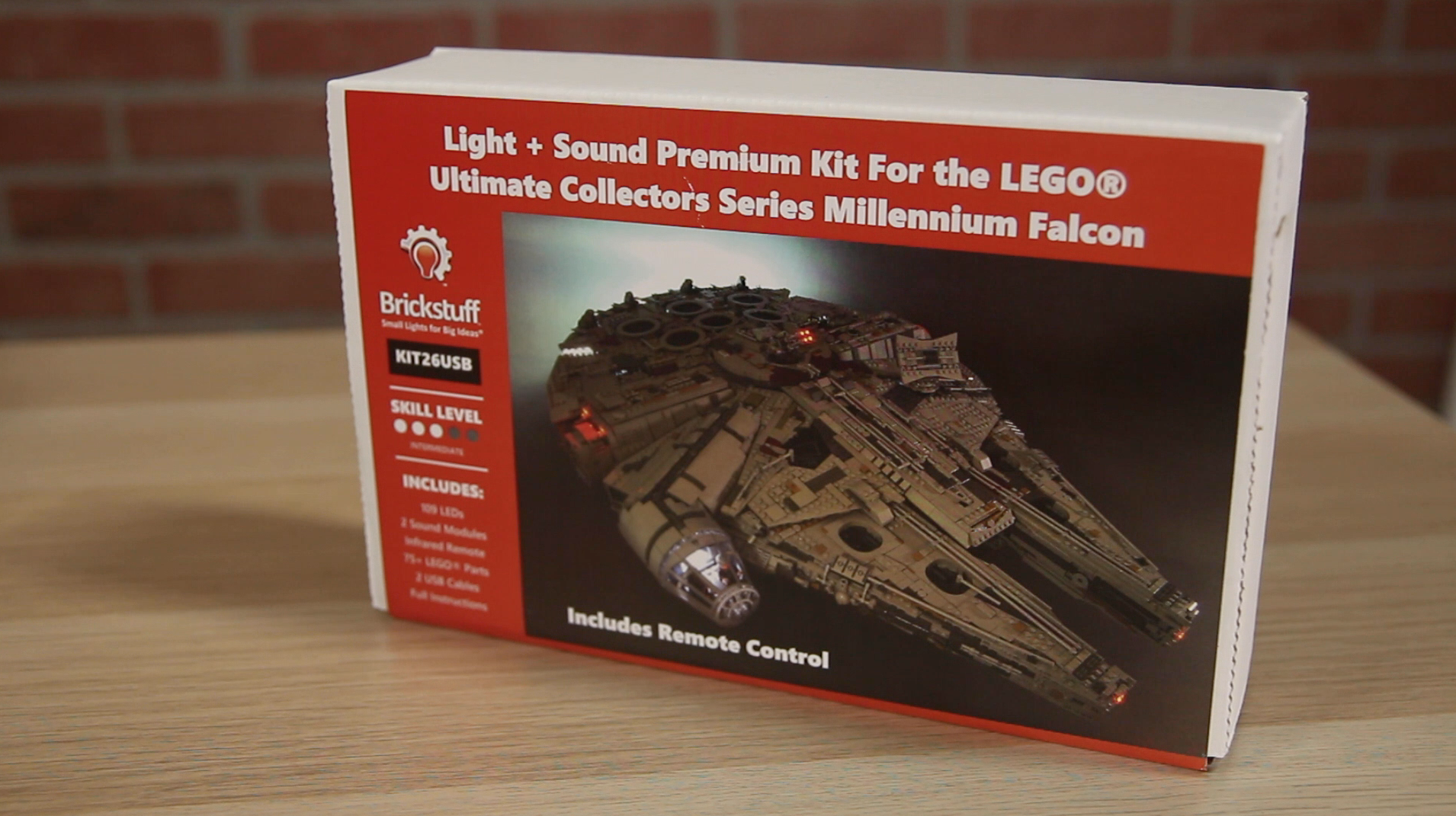 Lights And Sound For The LEGO UCS Millennium Falcon — Nerds&Makers