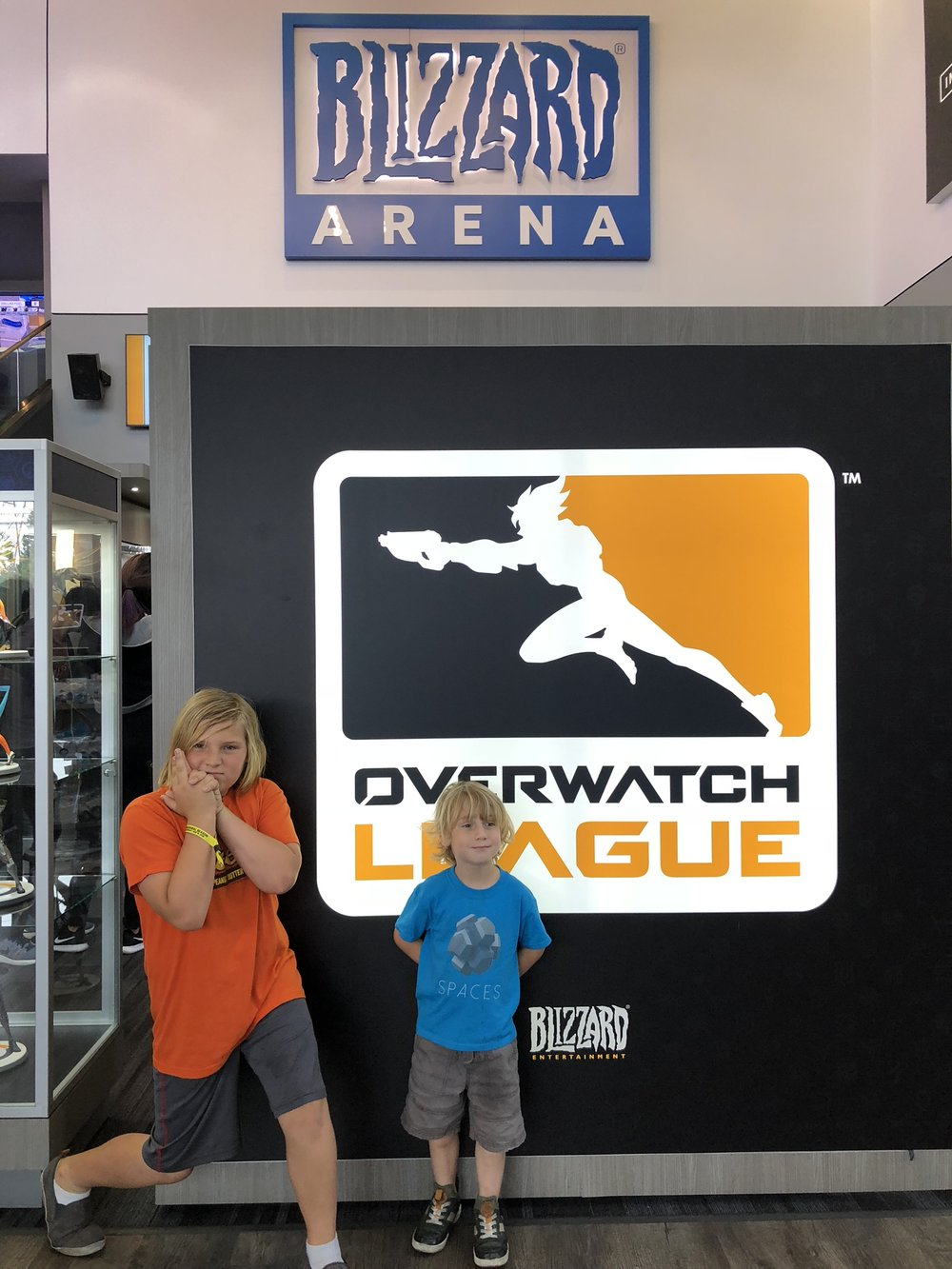 eSports is even better in person, you can see Overwatch live in Burbank, CA