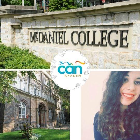 Tıp eğitimi için Macaristan'ın köklü üniversitelerini tercih eden öğrencimiz,McDaniel College'den kabulünü aldı. Pre-medical hazırlık kursu sonrasında tıp eğitimine başlayacak olan öğrencimize şimdiden başarılar, yeni yaşamında mutluluklar diliyoruz.