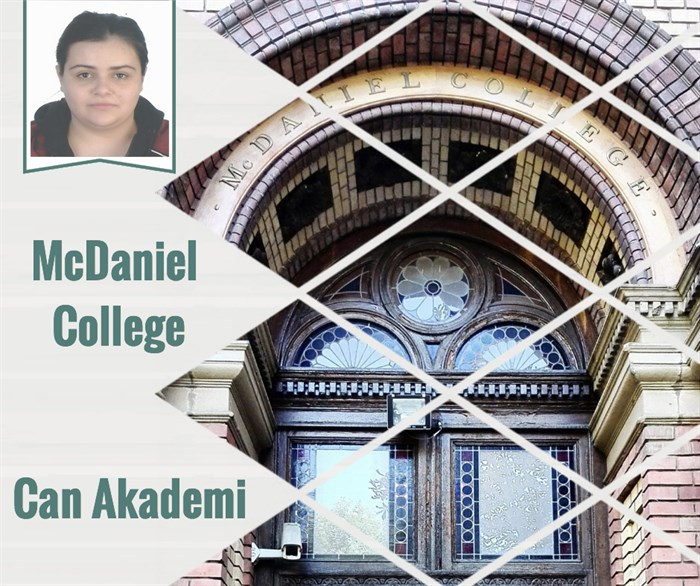 Öğrencimiz İdil, Macaristan'ın saygın eğitim kurumlarından olan McDaniel Kolejde eğitimine devam edecek. Yolun açık mutluluğun daim olsun İdil!