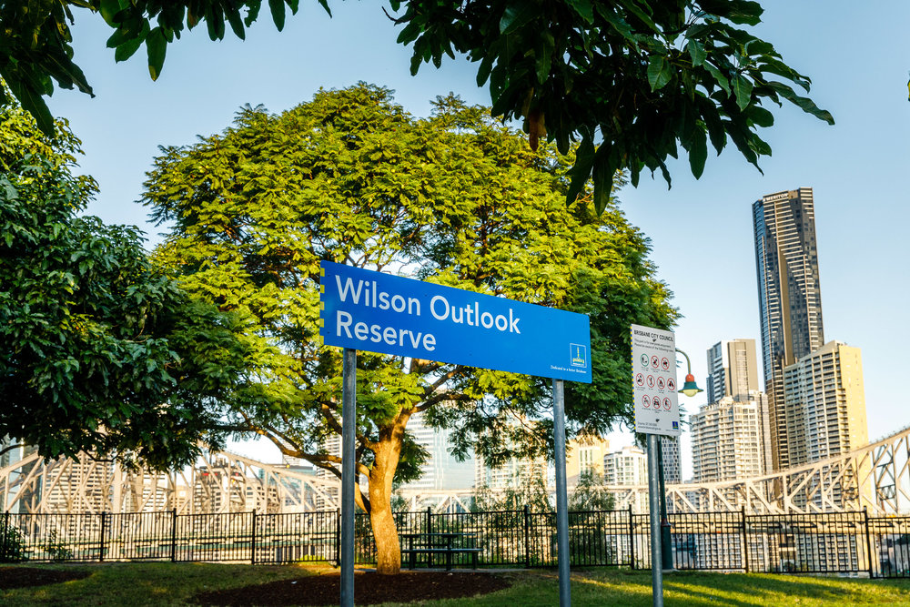 Wilson Outlook Reserve (500m)