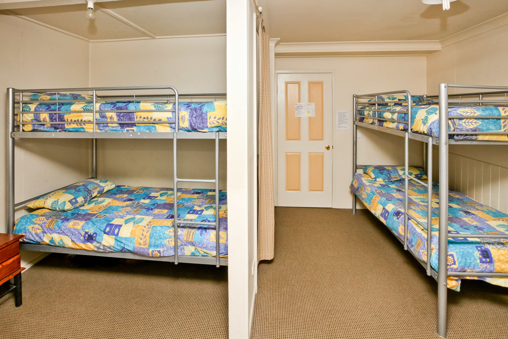 Four Bed Mixed Dorm -