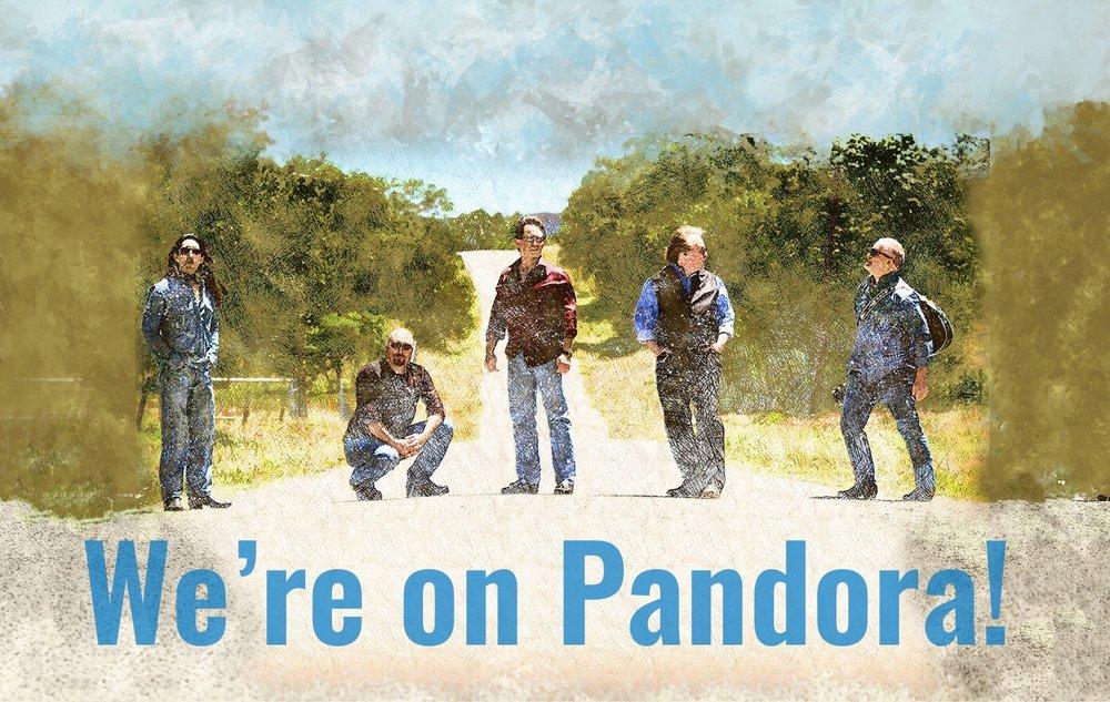 Listen Here: - Already Gone on Pandora Radio