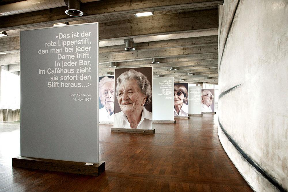 Jahrhundertmensch, Universität St. Gallen (2008)