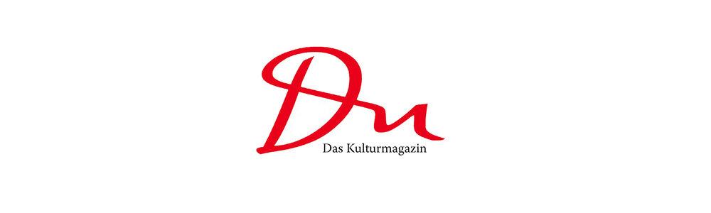 Du – Das Kulturmagazin Nr. 879 …mehr