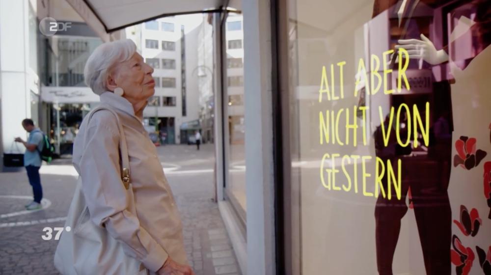 ZDF 37° Grad: Mit hundert ist noch nicht Schluss …mehr