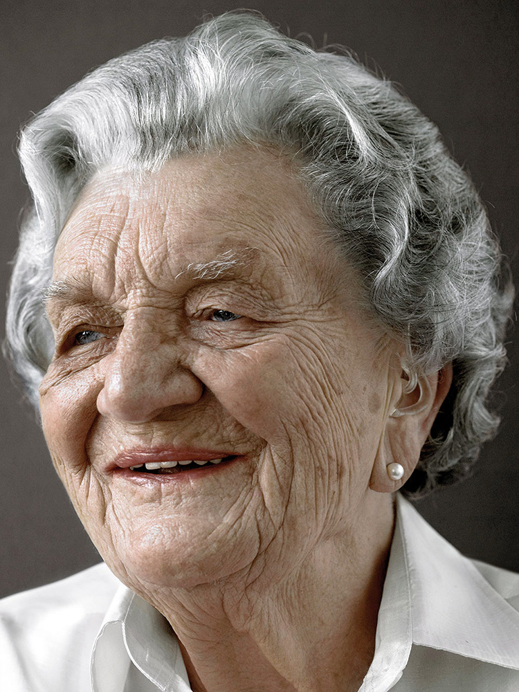 Edith, 100, Berlin-Charlottenburg, 2007