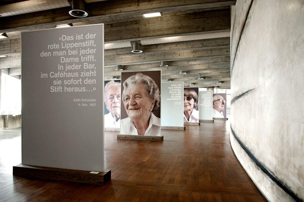 4th World Ageing & Generations Congress, Universität St. Gallen, Schweiz, 2008