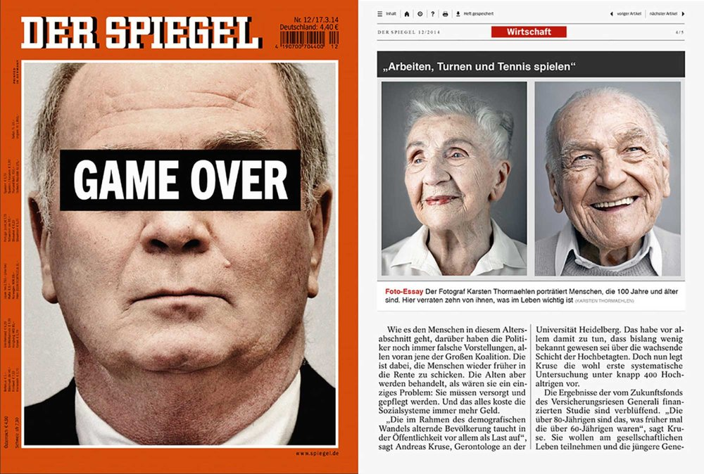 SPIEGEL Nr. 12 / 17. März 2014