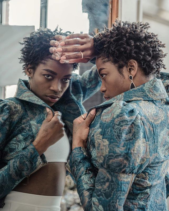 Seeing double with @moniqueantoinette