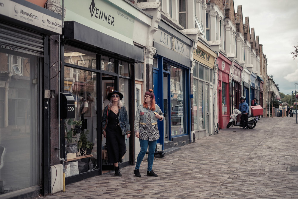 A lot of love for Leyton's Francis Road
