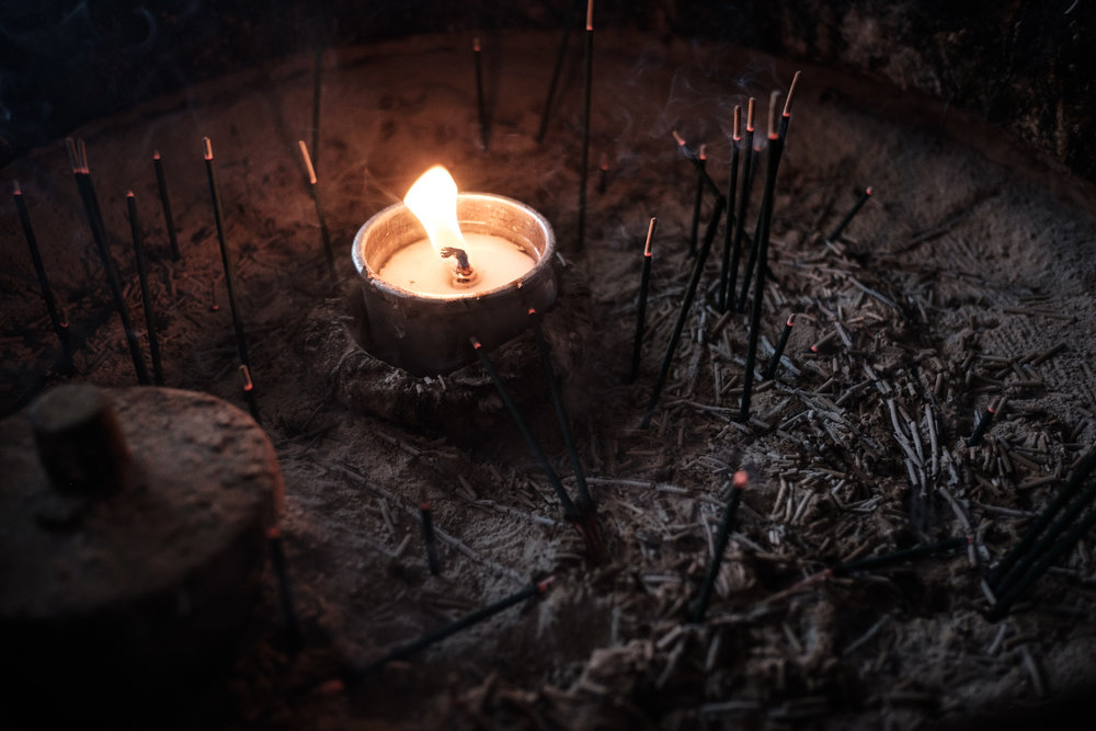 Restorative Retreat for Winter Solstice, Dec 2018 - As we entered December, we prepared our bodies and minds to celebrate and embrace the new energy shift, at 42 Acres, London.