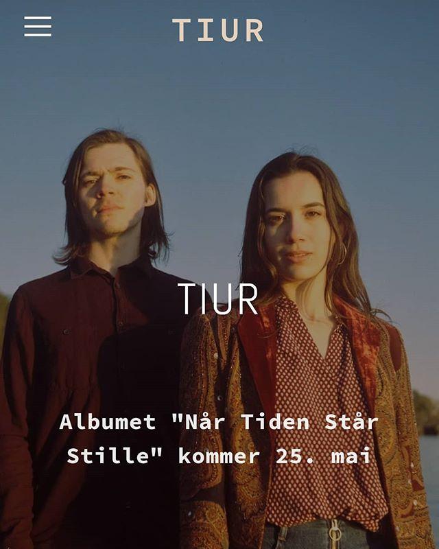 Vi har fått oss nettside!  Ta en titt da vell :):) www.tiurduo.com