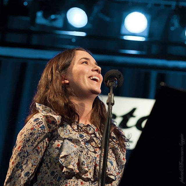 Fra releasekonserten på Victoria Najsonal Jazzscene 💞 . . Bilder av @frankskappa