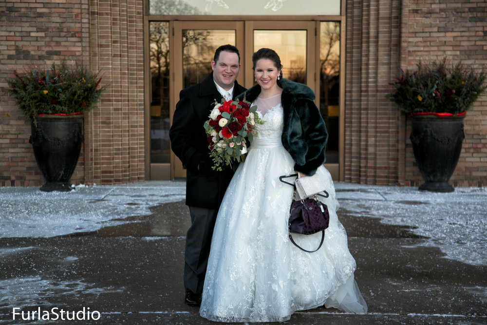 Gorgeous Chicago winter wedding | Your Day by MK | Chicago Wedding Planner | MK Andersen