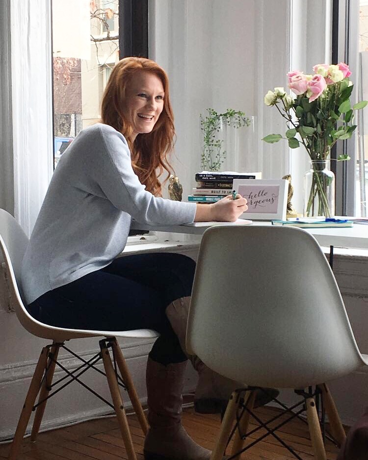 Julie Larkin, Founder of Girl Talk in Washington DC empowering and inspiring women to have open discussions on campus | Your Day by MK | Chicago Wedding Planner | MK Andersen