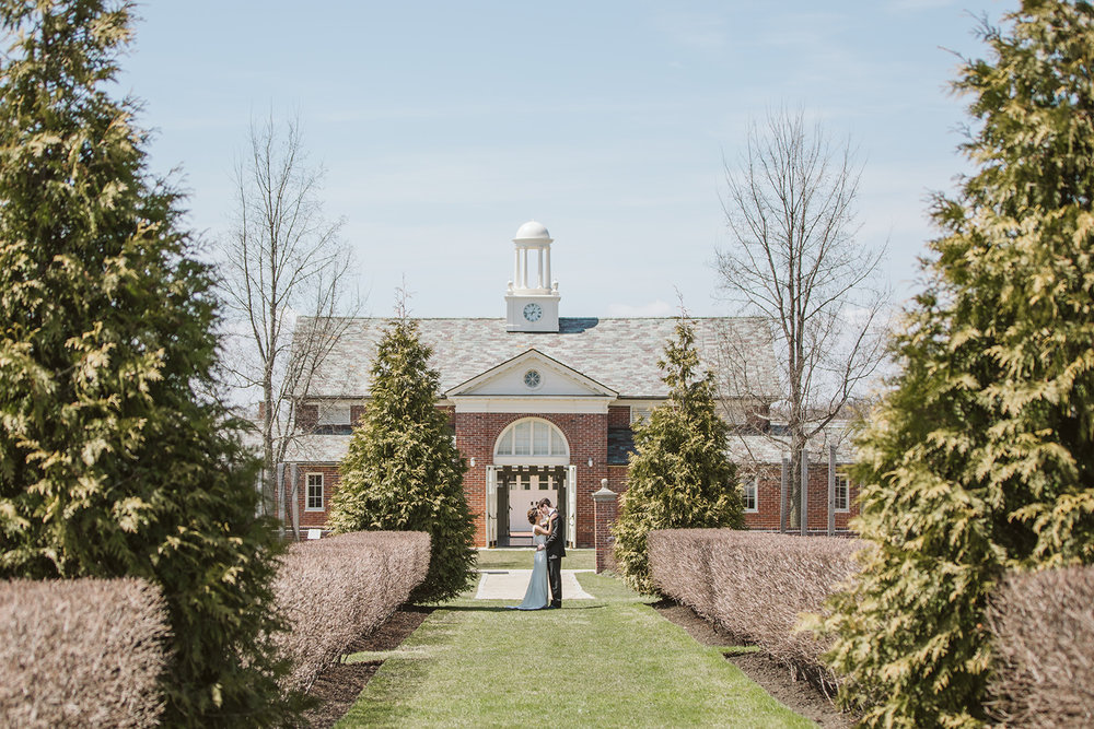Spring Wedding at Red Brick Vintage Farm