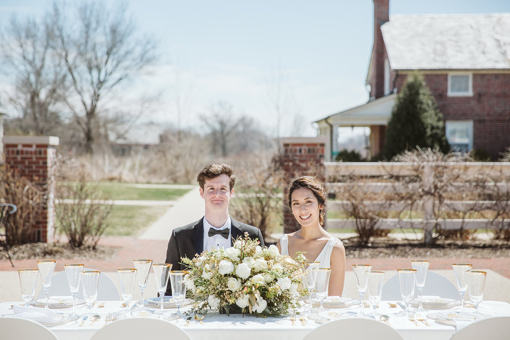 Elawa Farm Spring Wedding