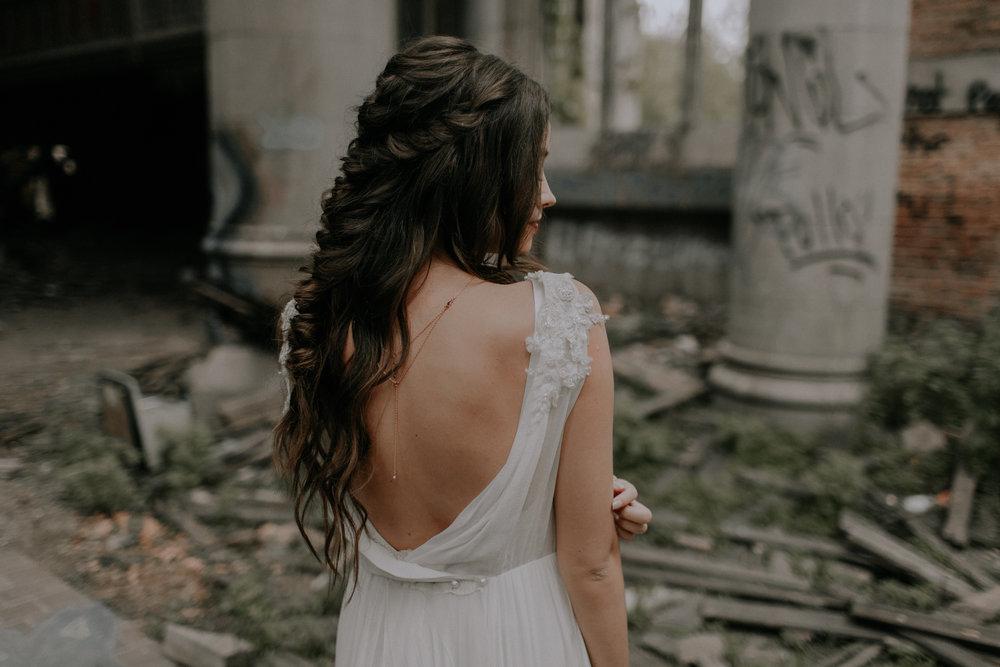 Jenny Yoo Athena Wedding gown