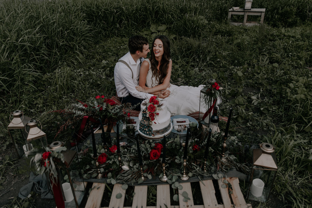 Game of Thrones chicago elopement