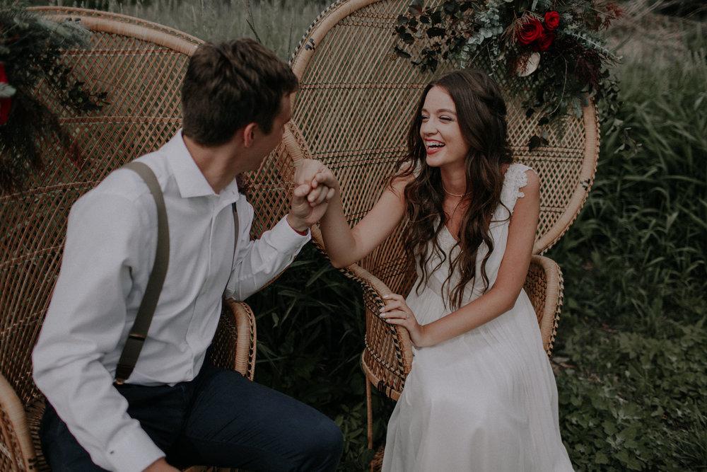 Game of Thrones Inspired Wedding Elopement