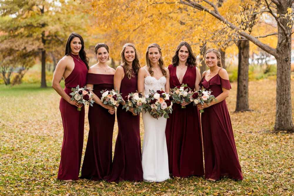 Chicago Illuminating Company Wedding | Fall Chicago Wedding | Marriott Marquis Wedding | Chicago Wedding Planner | Your Day by MK