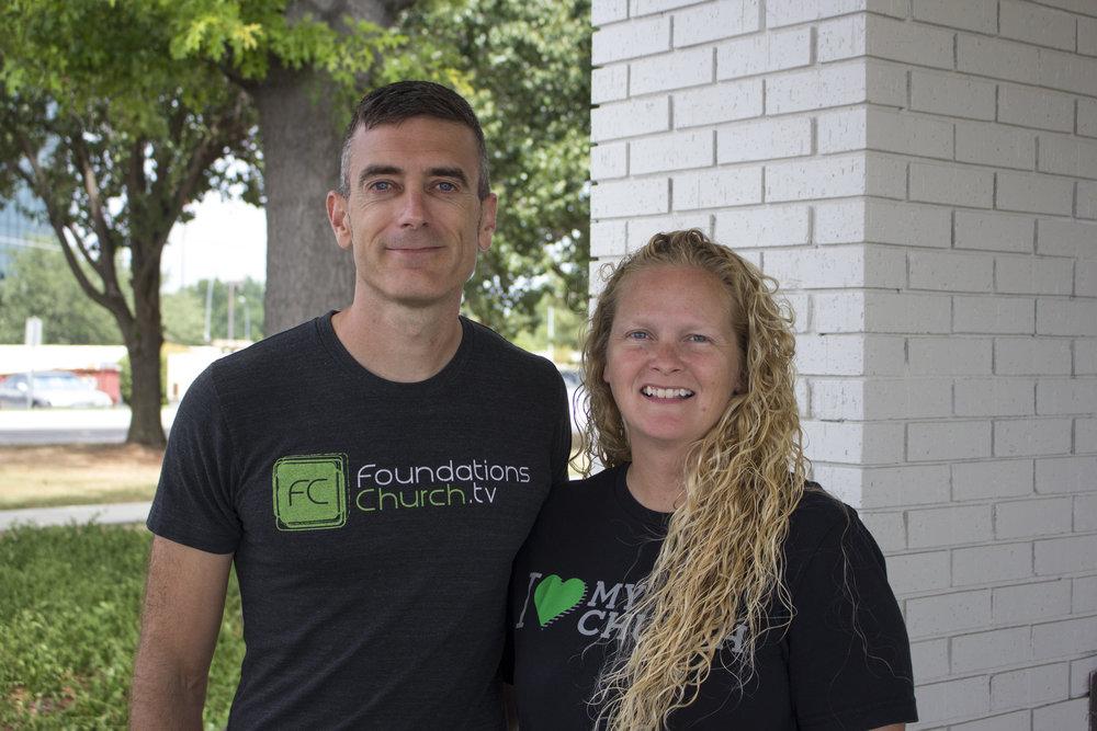 Kevin & Becky Kunkel -