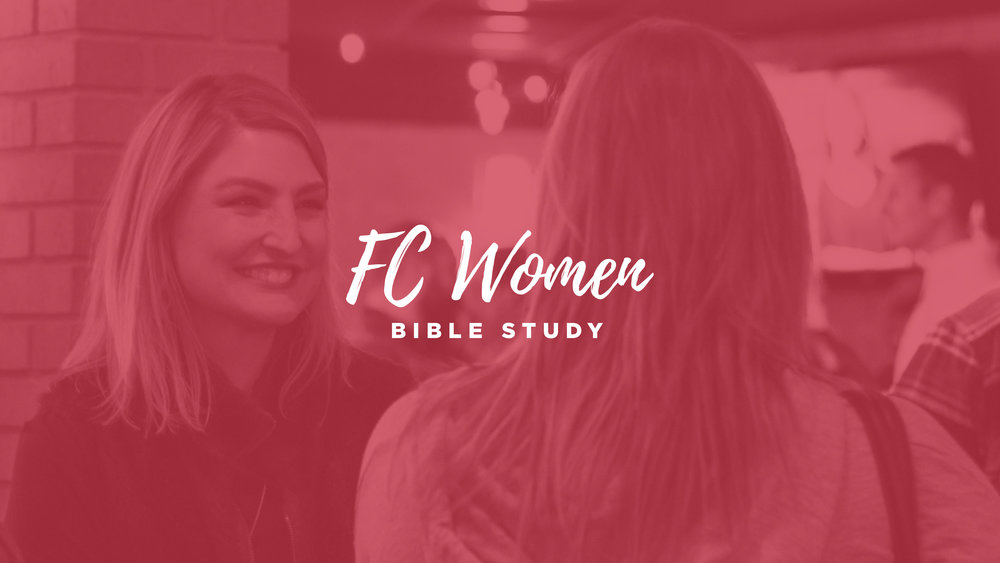 Foundations Church Women Bible Study