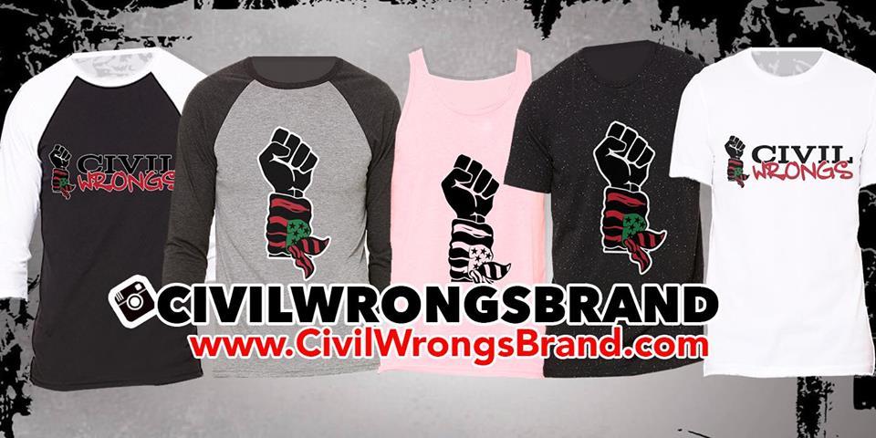 Civil Wrongs Brand