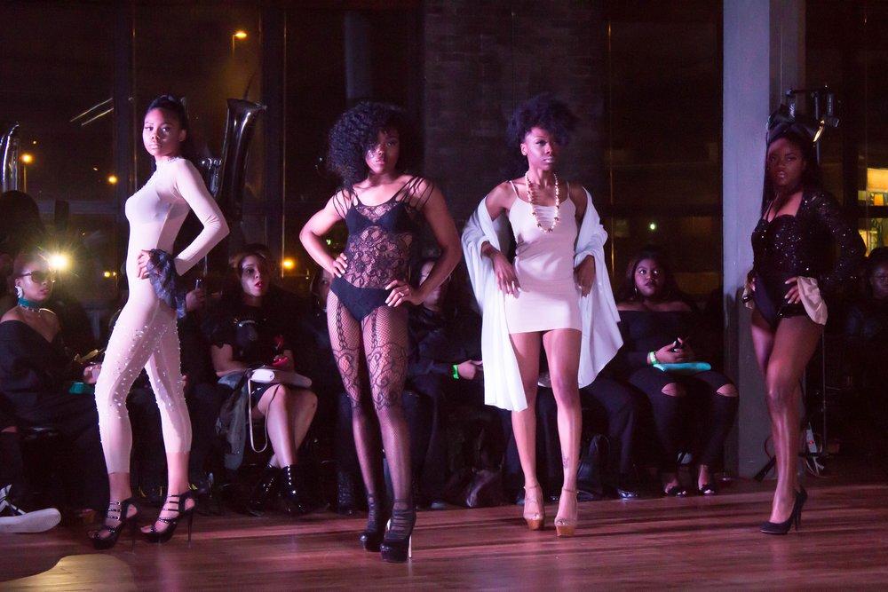 Ladies of MMW Modeling Agency