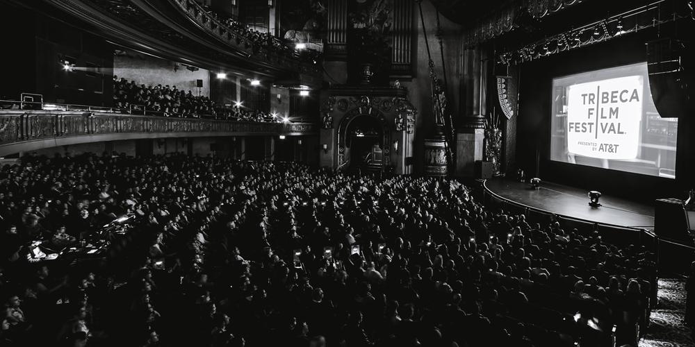 Tribeca Film Auditorium